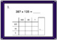 3 Digit Multiplication Differentiated Word Problem Task Ca