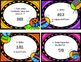 3-Digit Place Value Scoot Review/ Task Cards