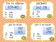 3 Digit Subtraction Math Centers Bundle