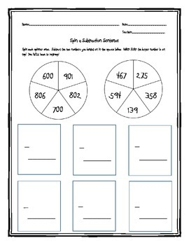 3-Digit Subtraction with Regrouping