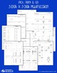 3-Digit by 2-Digit Multiplication Worksheets with Answer Keys