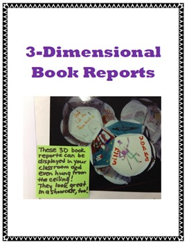 Book Report: 3-Dimensional