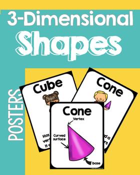 3 Dimensional Plane Shapes