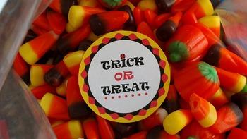 3 Fall & Halloween Printable Tags