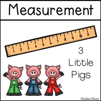 3 Little Pigs Measurement