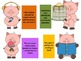 3 Little Pigs Punctuation Houses