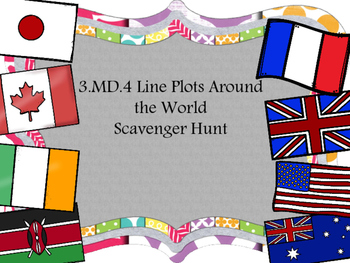 3.MD.4 Scavenger Hunt
