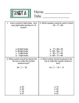 3.NBT.A Common Core Practice