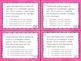 3.OA.1, 2 Operations and Algebraic Thinking Math Task Card