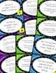 3 Sets of Nouns Task Cards/Scoot Game - Grades 2-4, Common