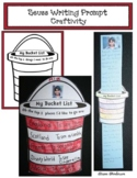 """3 Seuss -Themed Writing Prompt Craftivities For """"Oh The Pl"""