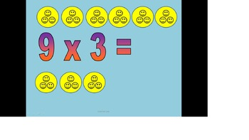 3 Times Tables and Division Package