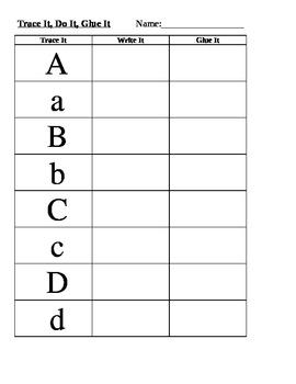 3 Ways To Practice the Alphabet
