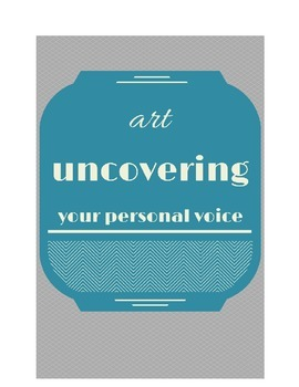 3 easy steps to help students uncover their personal voice