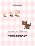 3 little Pigs Readers Theater