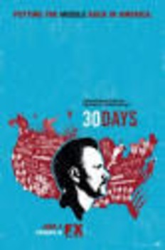 30 Days: Off the Grid short answer/fill-in-the-blank movie guide