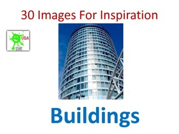 30 Images for Inspiration - Buildings