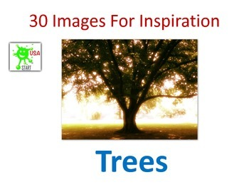ART. 30 Images for Inspiration - Trees