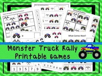 30 Monster Truck Games Download. Games and Activities in P