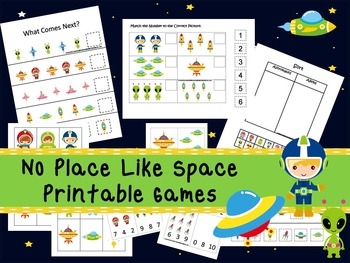 30 No Place Like Space Games Download. Games and Activitie