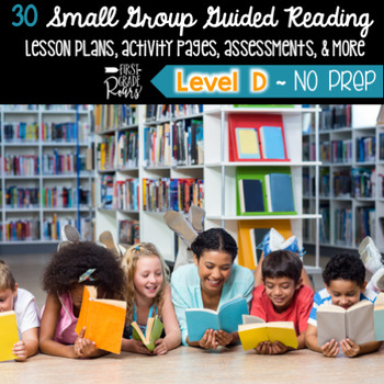 30 Small Group Guided Reading Mini Lessons & Activities: N