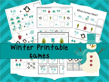 30 Winter Wonderland Games Download. Games and Activities