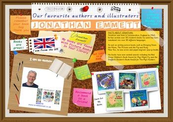 300 DPI Poster - Jonathan Emmett Author Of Picture Books P