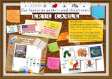 Poster - Eric Carle Author/Illustrator Very Hungry Caterpi