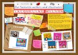 Poster - Jacqueline Wilson UK Author Picture Chapter Bks Novels