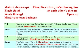3002 Time Flies - American Idiomatic Expressions Conversat