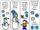 32 Winter Bookmarks