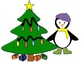 34 Christmas clip art and paper in png format with transpa