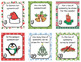 35 Christmas Symmetry Task Cards