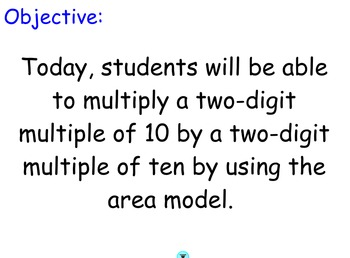 3.6 Multiply Two-Digit Multiples of Ten
