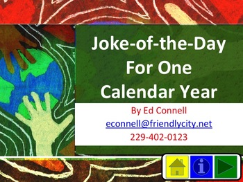 365 Day Calendar with Jokes Riddles Puns and Pictures Part 3