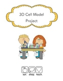 3D Cell Model Project