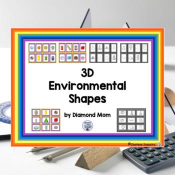 3D Environmental Shapes