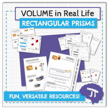 3D GEOMETRY IN REAL LIFE Volume of Rectangular Prisms