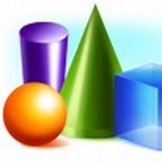 3D Geometry Review Smart Board Lesson
