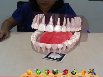 Dental Health Teeth 3D