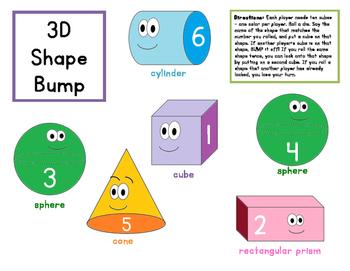 3D Shape BUMP!
