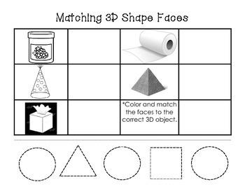 3D Shape Faces Match