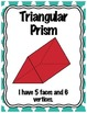 3D Shape Posters with Attributes