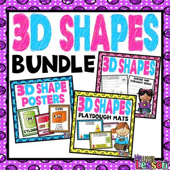 3D Shapes Bundle