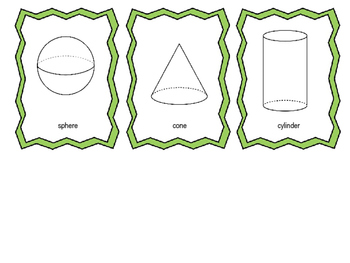 3D Shapes Game