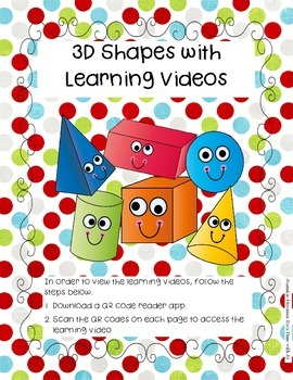 3D Shapes weith Learning Videos
