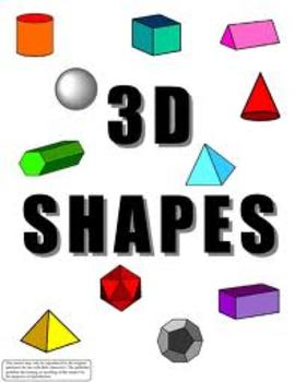 3D shapes for Smart Board