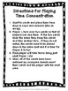 3.MD.1 - Time Concentration - Math Game for 3rd Grade - Al