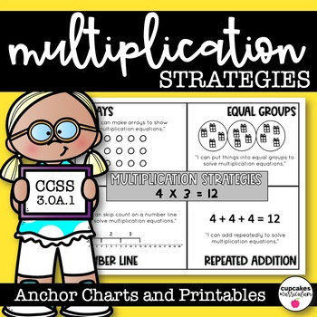 3.OA.1 Multiplication Strategies