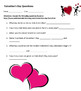 3rd, 4th Grade Valentine's Day Web Quest